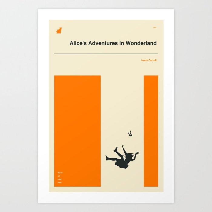 ALICE IN WONDERLAND Kunstdrucke