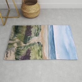 Path to the Beach Rug
