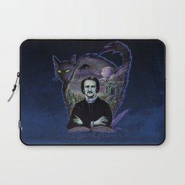 Edgar Allan Poe Gothic Laptop Sleeve