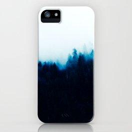 BLUE MOUNTAINS LANDSCAPE iPhone Case