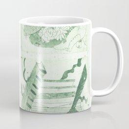 Anne of Gren Gables Green Coffee Mug