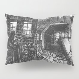 The last washed Pillow Sham