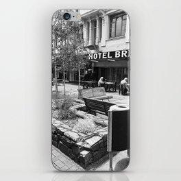 Hotel Bristol iPhone Skin