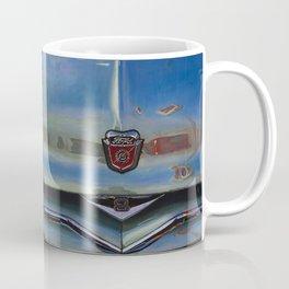 Ford 8 Classic Truck Art - Original Mint Green Coffee Mug