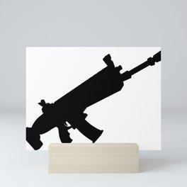 Weapon Mini Art Print