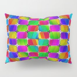 Tumbler #4 Psychedelic Optical Illusion Design by CAP Pillow Sham
