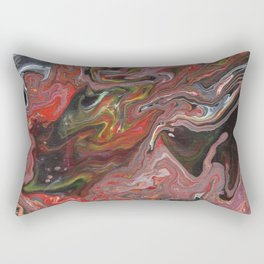 Abstract Oil Painting 29 Rectangular Pillow