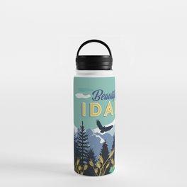 Beautiful Idaho Water Bottle