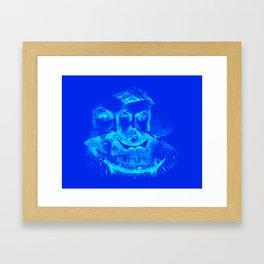 Henry VIII Framed Art Print
