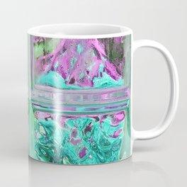 505 - Abstract Glass Design Coffee Mug
