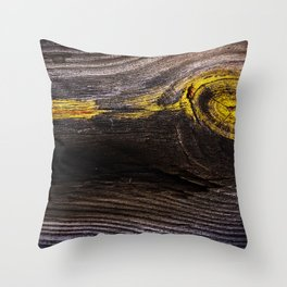 Nature's Spoonful Throw Pillow