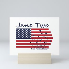 The Story Of Jane Two Mini Art Print