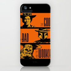 The Good, the bad and the wookiee Slim Case iPhone (5, 5s)