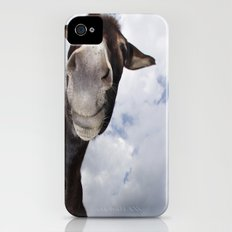 Funny Donkey Slim Case iPhone (4, 4s)