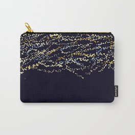 Fairy Lights, Or: A Distant City at Night Carry-All Pouch