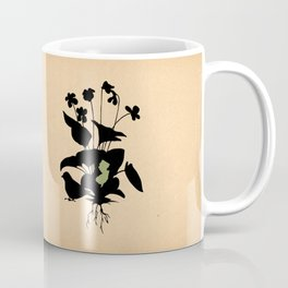 New Jersey - State Papercut Print Coffee Mug