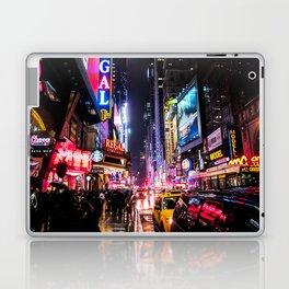 New York City Night Laptop & iPad Skin
