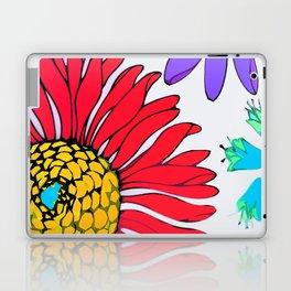 Flower Power! Laptop & iPad Skin