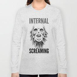 Internal Screaming Long Sleeve T-shirt