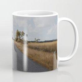 Everglades road Coffee Mug