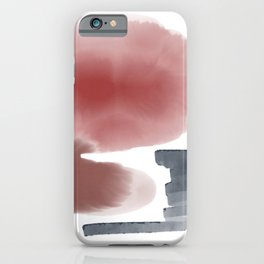 Introversion X iPhone Case