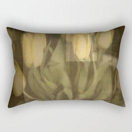 The One Tulip Rectangular Pillow