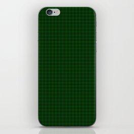 MacLean Tartan iPhone Skin