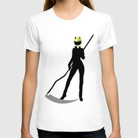 durarara T-shirts featuring Celty by JHTY
