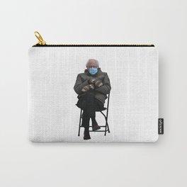 Bernie Sanders Sitting Meme  Carry-All Pouch