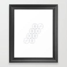 #439 Pivotal – Geometry Daily Framed Art Print
