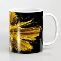 big bang Mugs featuring Big Bang by Art-Motiva