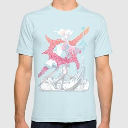 Fourth Grade Fantasy (proliferated) T-shirt