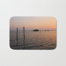 Live by the Currents Bath Mat