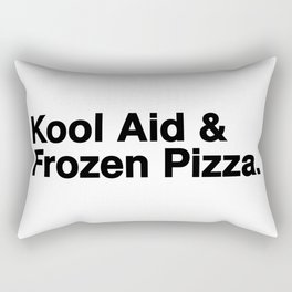 KOOL AID & FROZEN PIZZA Rectangular Pillow