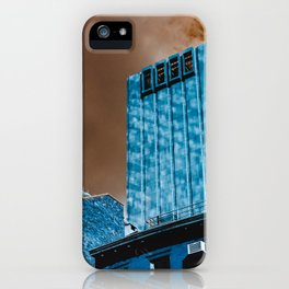 NYC Duotone 2 iPhone Case