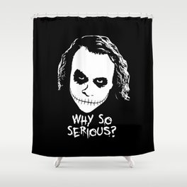 MAKE THIS OCTOBER AND HALLOWEEN A SCREAM Shower Curtain
