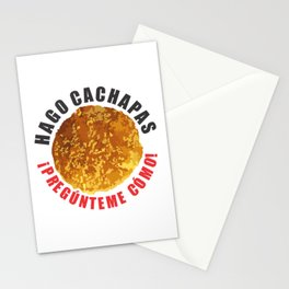 Hago Cachapas Stationery Cards
