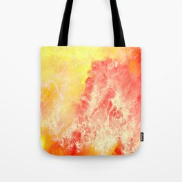 Lovers on the Sun Tote Bag
