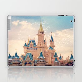 Cinderella's Castle Laptop & iPad Skin