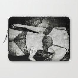 Distressed Mannequin 63b Laptop Sleeve