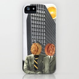 Famille iPhone Case
