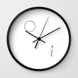 Devendra Banhart Wall Clock