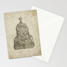 CLOCK-CASE Stationery Cards