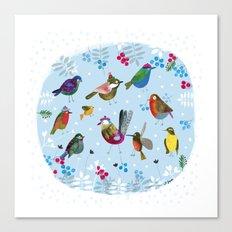 birds_3 Canvas Print