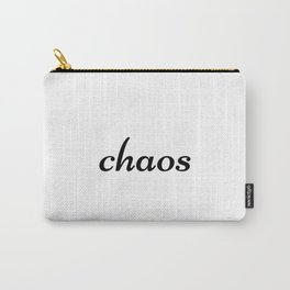 Chaos, disorder Carry-All Pouch