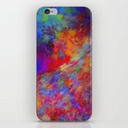 Floral Avenue iPhone Skin