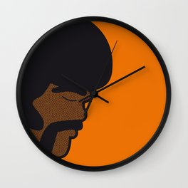 Pop Icon - Jules Wall Clock