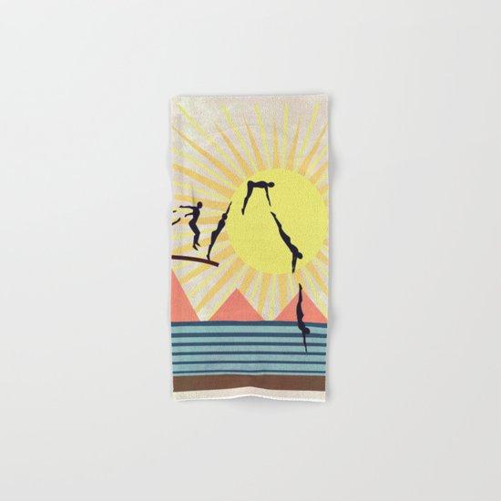 SUMMER POOL Hand & Bath Towel