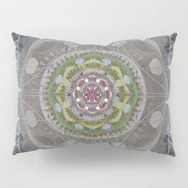 Cosmic Eye of Inner Vision towards the Human Heart Pillow Sham