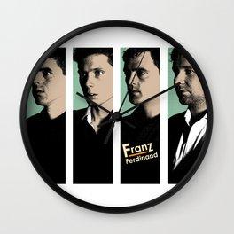 FRANZ Wall Clock